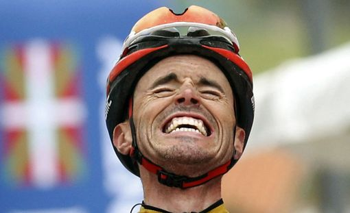 Samuel Sanchez on estynyt osallistumasta Espanjan ympäriajoon.