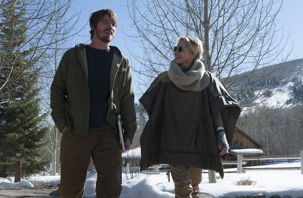 Mosaicissa Sharon Stone näyttelee muun muassa Garrett Hedlundin rinnalla. Hedlund esittää Joelia, aloittelevaa taiteilijaa.