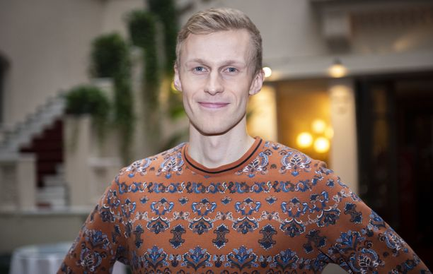 Roni Bäck nähdään kilpailijana 12.4. alkavassa Suurmestari-ohjelmassa.