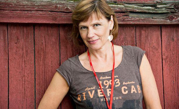 Mari Rantasila tunnetaan näyttelijänä, ohjaajana ja muusikkona.