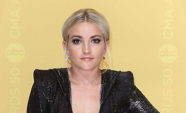 Jamie Lynn on laulaja Britney Spearsin pikkusisko.