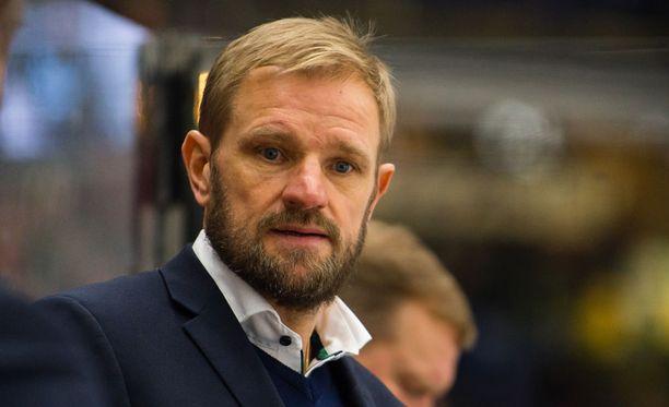 Petri Matikainen pettyi omiensa asenteeseen.