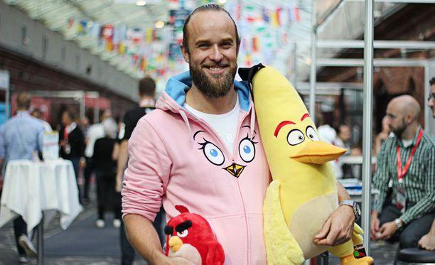 Lontoon Rovio-studiossa Angry Birdsejä ei nähdä, mutta Espoossa ja Tukholmassa vihaisten lintujen tarina saanee jatkoa, Wilhelm Taht kertoo.