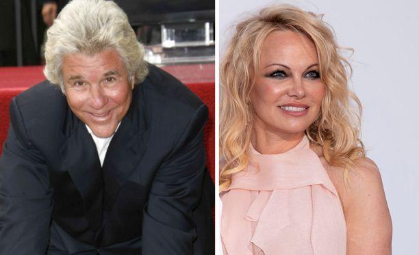 Jon Peters ja Pamela Anderson lämmittivät vanhan suhteensa uuteen roihuun.