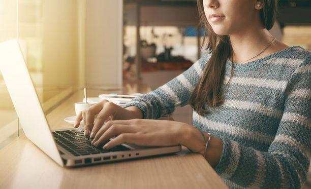 Vain viidennes teknologia-alan työntekijöistä on naisia.