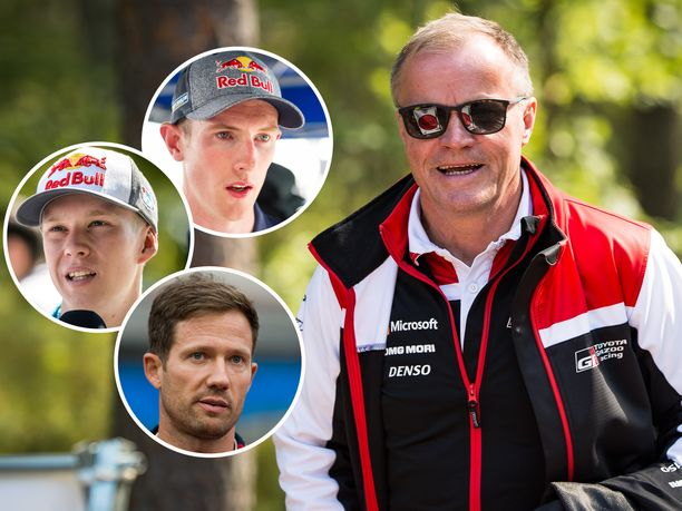 Rallitoimittaja David Evansin mukaan Toyota julkistaa ensi maanantaina Elfyn Evansin, Kalle Rovanperän ja Sébastien Ogierin sopimukset.