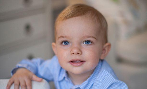 Prinssi Nicolas täyttää tänään vuoden.