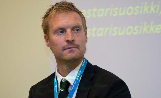 Jani Lyyski teki maalin, jolla IFK Mariehamn nousi Veikkausliigan kärkeen.