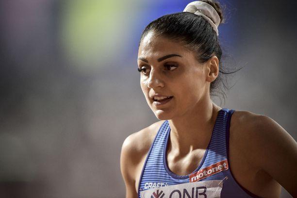 Nooralotta Neziri aitoi ennätyksen uusiksi 200 metrillä.