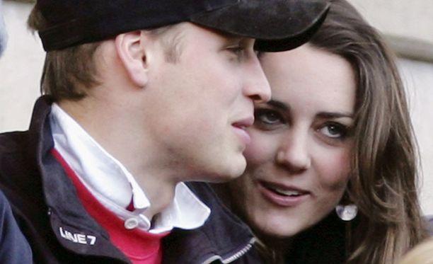 Williamin ja Katen odotetaan kihlautuvan aivan lähiaikoina.