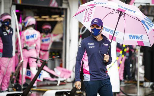 Lopettaako Kimi Räikkönen? – lähde: korvaajaa  kyselty jo suomalaisen paikalle
