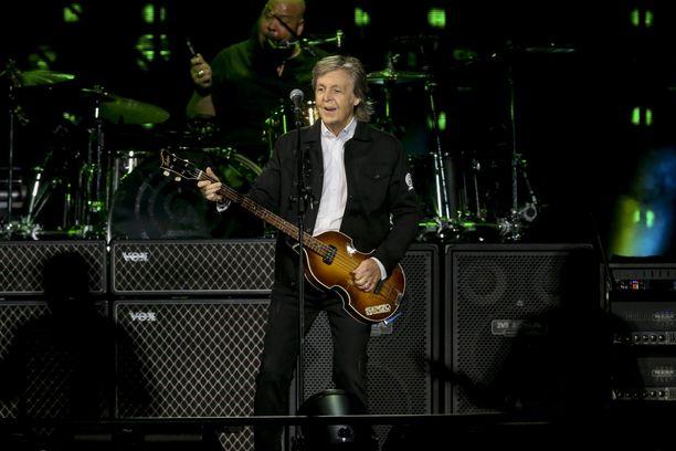 Paul McCartneyn lapsuuden kavereiden käyttämä sanonta päätyi salaviestinä hittikappaleeseen.