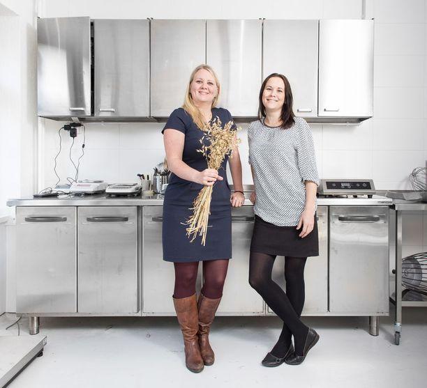 Nyhtökaura on Maija Itkosen ja Reetta Kivelän perustaman yrityksen menestystuote.