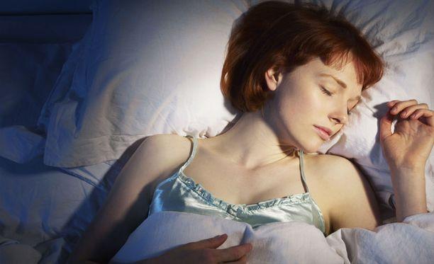 Nukkuminen on biologinen pakko.