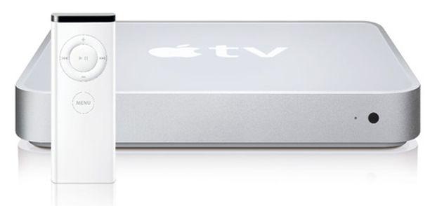 Apple TV noudattaa yhtiön tyylikästä muotokieltä.