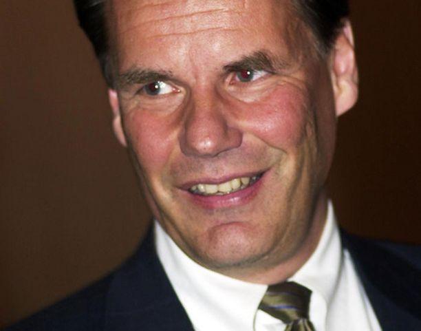 Toimitusjohtaja Olli-Pekka Kallasvuo kiitteli yhtiön työntekijöiden panosta.