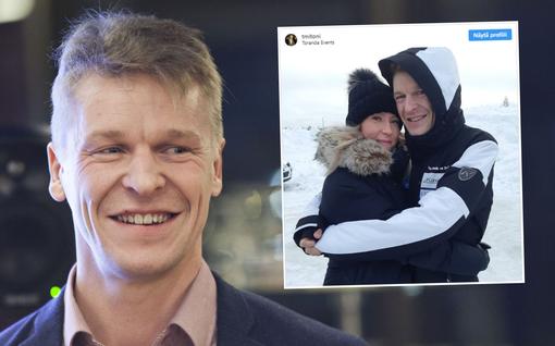Toni Nieminen ja uusi rakas ensimmäisessä yhteiskuvassa! Vaimolta viiltävä kuitti