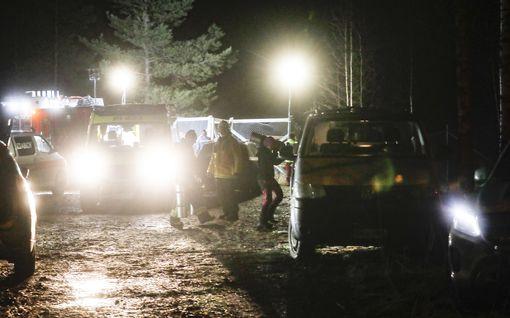 Haverin sukeltajat kertovat pelon hetkistä: yksi joukosta katosi kaivokseen, muut nousivat pintaan – lopulta hätämerkki syvyyksistä näkyi