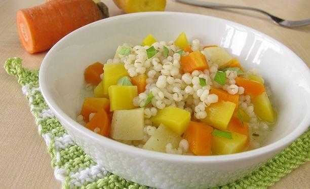 Vegaaniruokavalio on tervellinen, jos pitää huolta, että saa kaikkia tarvittavia ravintoaineita.