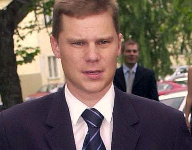 Ari-Pekka Nikkolalla on koti-ikävä.
