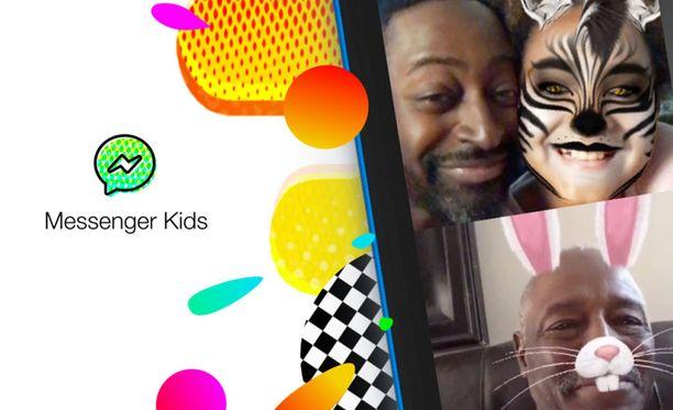 Messenger Kids laajentui Kanadaan ja Peruun.