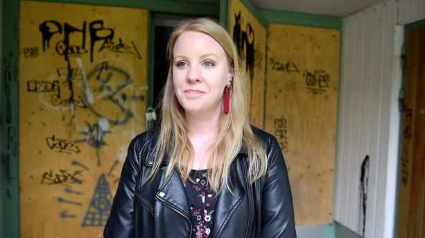 Keravan viestintäsuunnittelija Anni Pasuri toivoo hankkeen nostavan Keravan kulttuuriprofiilia ja parantaa Ahjon kaupunginosan mainetta.