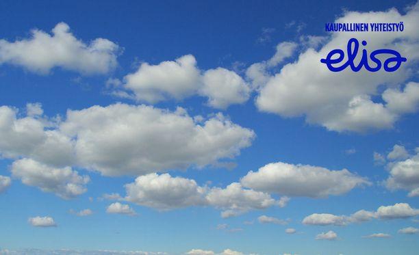 Pilvipalvelu on kielikuva, jolla viitataan internetiin siten kuin se usein esitetään erilaisissa kaaviokuvissa.