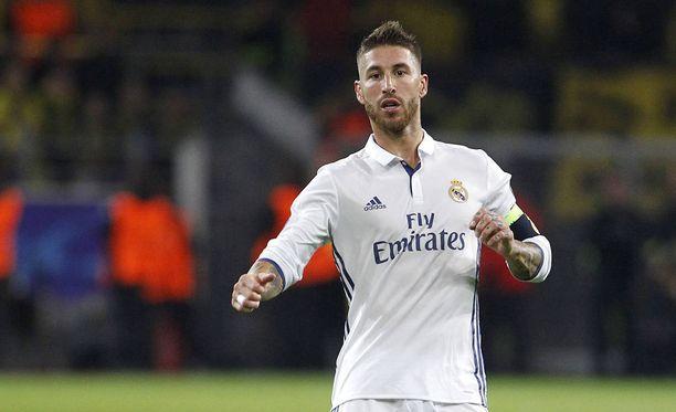 Sergio Ramosin maali pahoitti ainakin yhden fanin mielen.