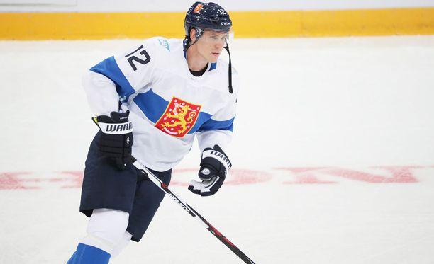 Jori Lehterä edusti Suomea viime syksyn World cupissa.
