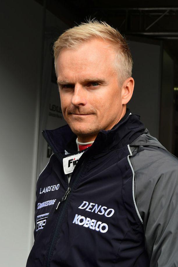 Heikki Kovalainen pitää nimissään kyseenalaista ennätystä.