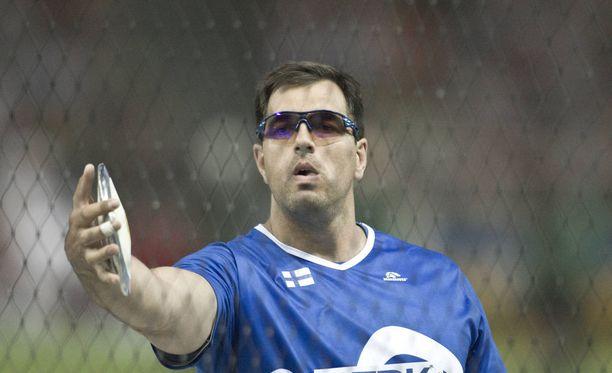 Frantz Krugerin mielestä Suomen yleisurheilijat treenaavat liian kovaa.