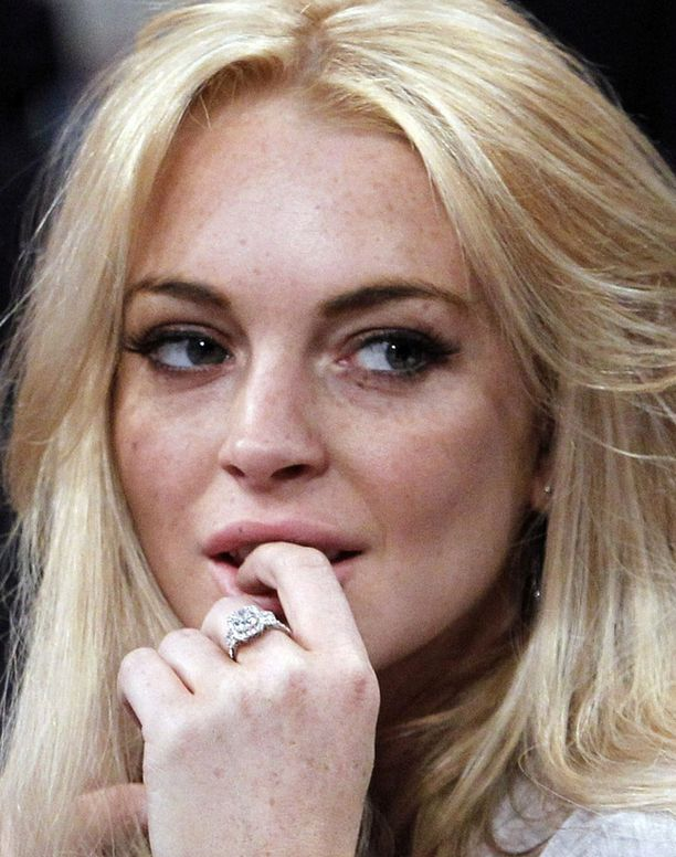 Lindsay Lohania uhkaa vankila.