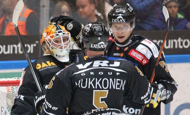 Lasse Kukkonen on Kärppien alakerran isäntä.