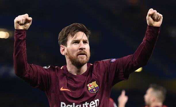 Tuulettaako Lionel Messi maaleja Yhdysvalloissa tulevaisuudessa?