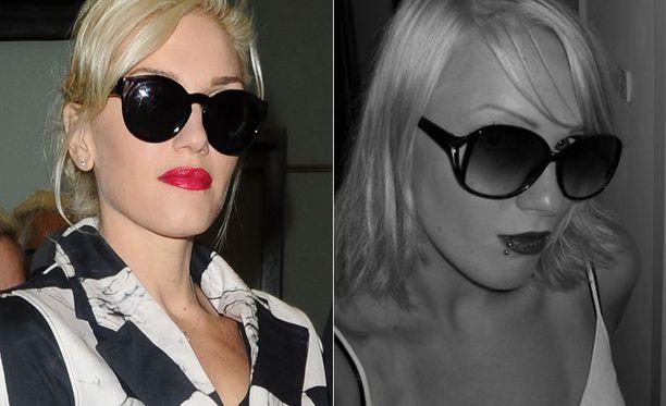 Gwen Stefani ja Sara