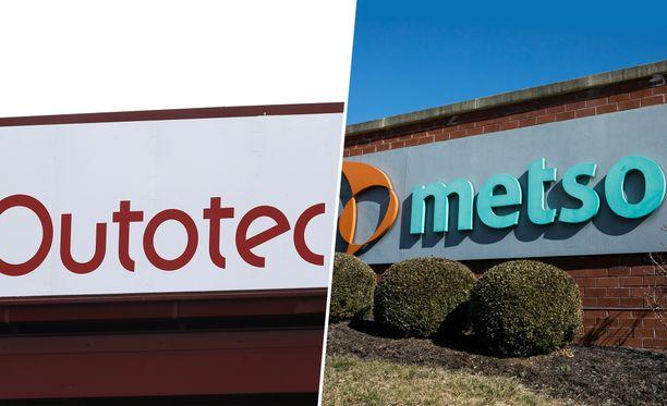 Metso Outotecin osake maksoi 4,88 euroa hetki avauksen jälkeen.