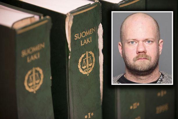 Tuomo Ahonen kuuluu Suomen etsityimpiin rikollisiin.
