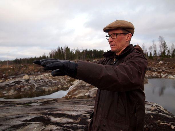 Everstiluutnantti Kalle Laurilan mielestä kaivosyhtiö käyttää valituskikkailullaan suomalaista oikeusjärjestelmää hyväkseen.