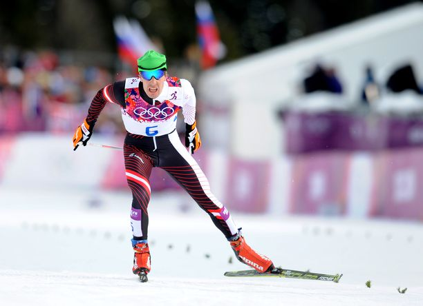 Johannes Dürr kärysi jo Sotshin olympialaisissa dopingista.