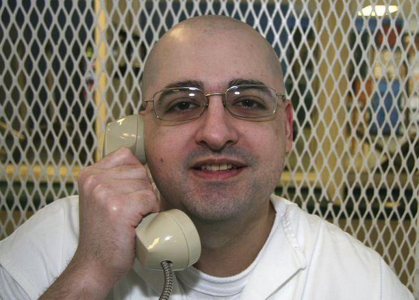 Juan Castillo kuvattuna viime viikolla. Eilen hänet teloitettiin myrkkyruiskeella.