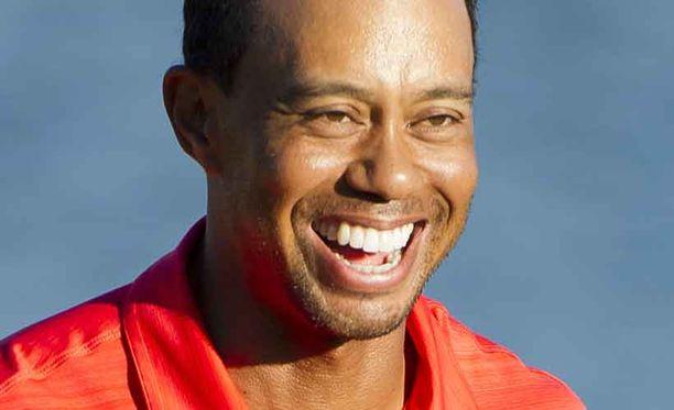 Tiger Woods on tehnyt näyttävän paluun.
