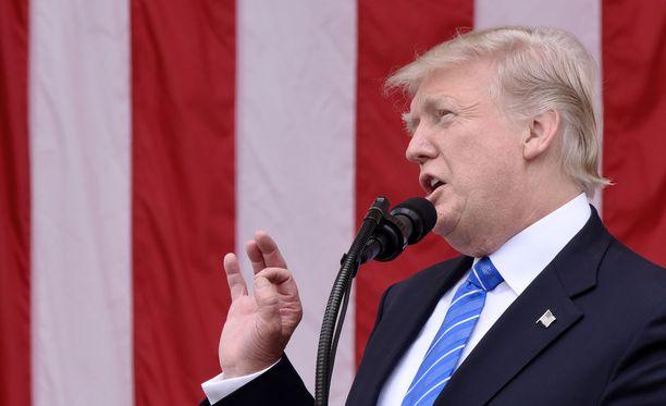 Presidentti Donald Trumpin johtama Yhdysvallat aikoo irtaantua Pariisin ilmastosopimuksesta.