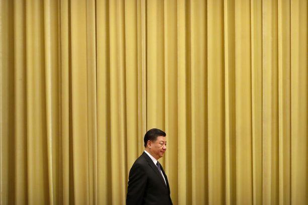 Kiinan presidentti Xi Jinping on vienyt Kiinaa autoritaarisempaan suuntaan. Hän saa jatkaa Kiinan johtamista kuolemaansa saakka.