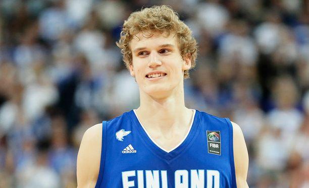 Lauri Markkasesta odotetaan NBA-tähteä.
