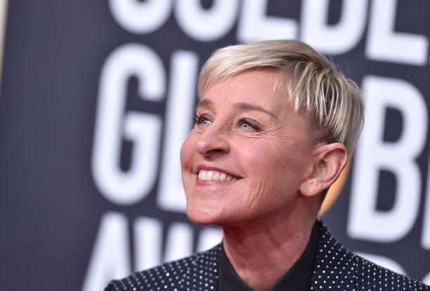 Ellen DeGeneres ei ole vastannut Twitter-keskusteluun.