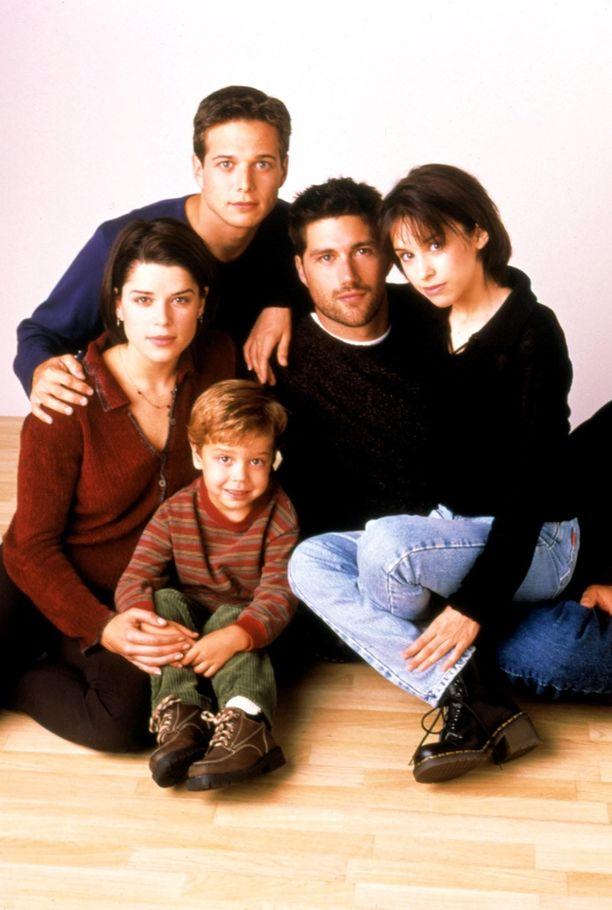 Viiden juttu -sarja ihastutti 90-luvulla suurta yleisöä.