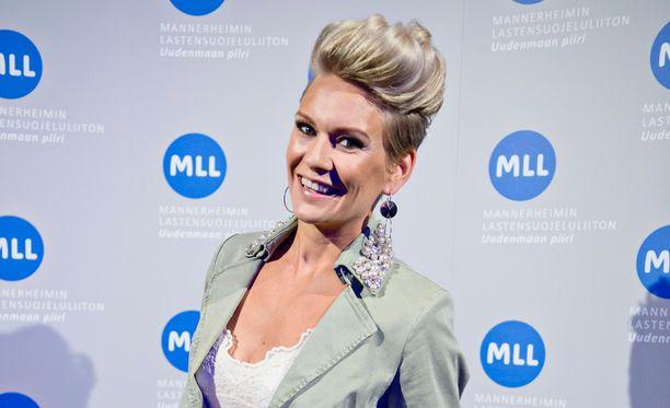 Heidi Sohlberg kertoi syövästään heinäkuun alussa.