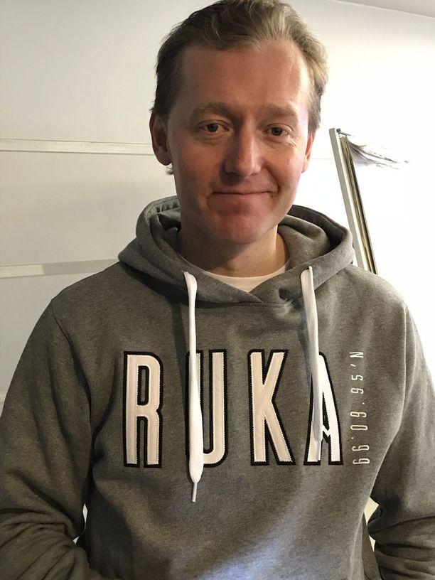 Matkailusta tulonsa saavan Rukakeskus Oy:n toimitusjohtaja Ville Aho ei lämpene kaivosyhtiön suunnitelmille.