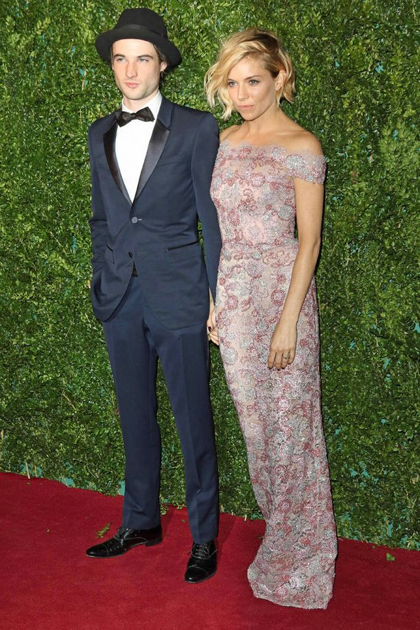 Tom ja Sienna alkoivat seurustella vuonna 2011.