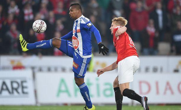 HJK hävisi derbyn.